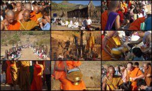 Champasak Spa centre de bien etre Holistique Festival de Vat Phou fevrier 2019 Laos